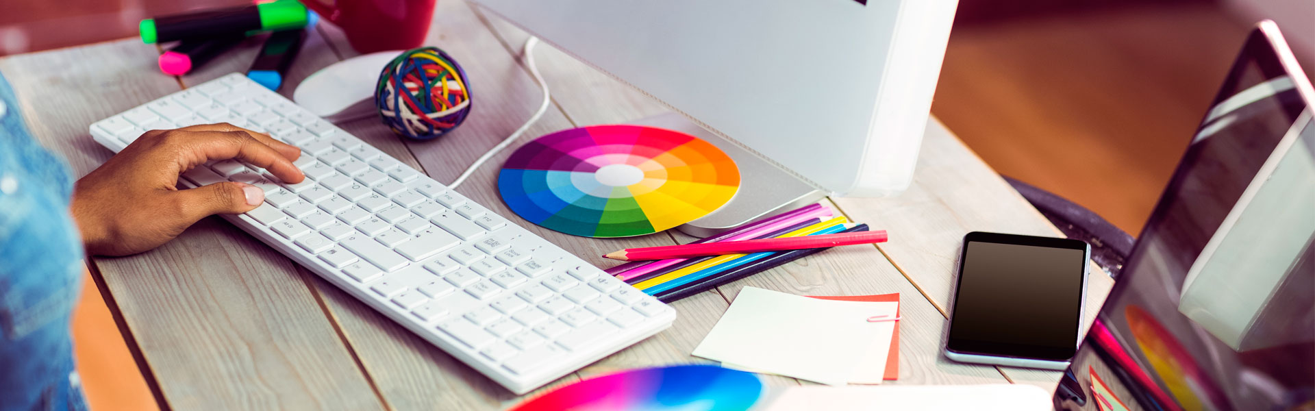 Printdesign mit Adobe Creative Cloud - Weiterbildung in Leipzig